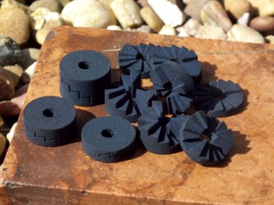 Adjustable spacers in different sizes