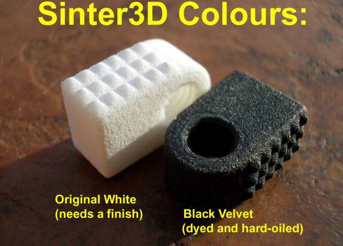 Sinter3D Colours