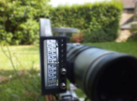 EagleEye scope magnifier for sidewheel