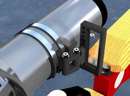 EagleEye scope magnifier