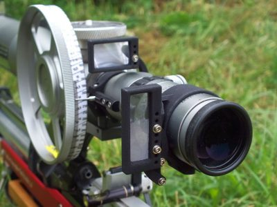 EagleEye Parallax & Click scope magnifiers