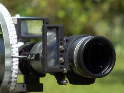 EagleEye Parallax & Click magnifiers