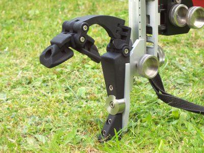 Laser sintered Butt-hook for Feinwerkbau