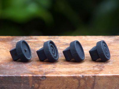 FlexiPoint Round trigger blades, side view