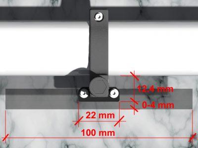 SmartPin Linear dimensions