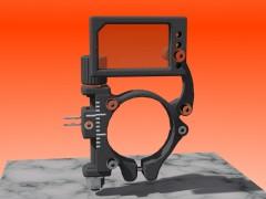 Side B – sidewheel scale for 10°C