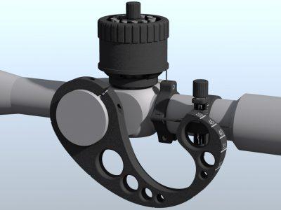The new Gapacity sidewheel
